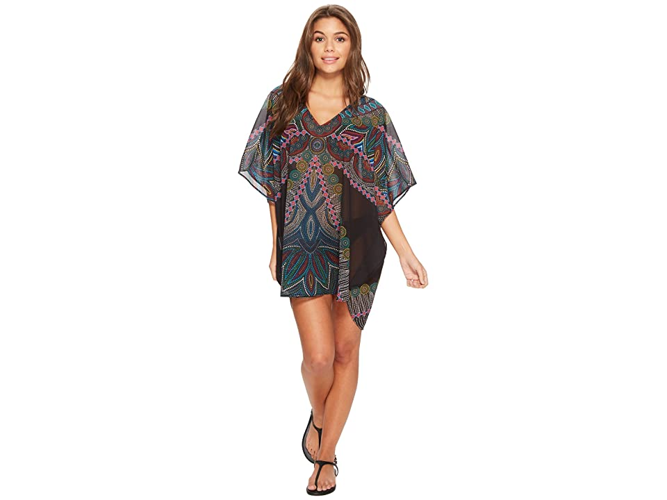Miraclesuit Caravan Caftan Cover-Up (Multi) Women
