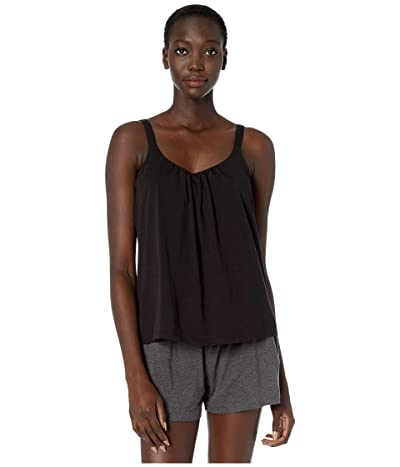 Skin Keri Organic Cotton Cami (Black) Women