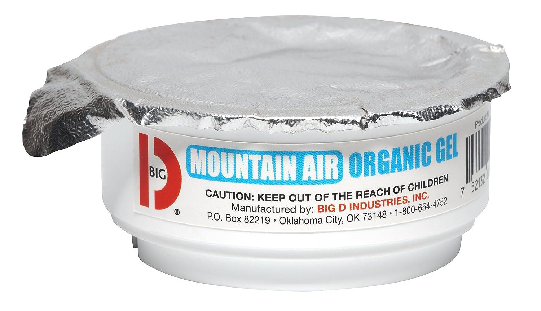 Big Deluxe D 115 gift Organic Gel Deodorant of Air Mountain Fragrance Pack
