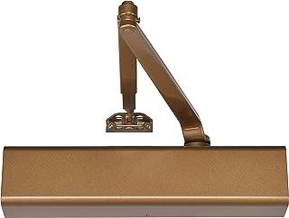 Norton Door Controls 8501 x 691 8500 Series Door Closer, Cast Aluminum Body, Adjustable Size 1-6, Dull Bronze Finish