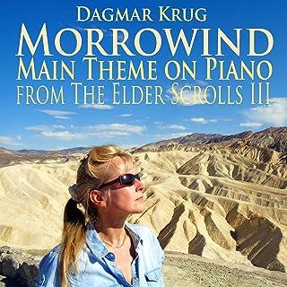 Morrowind - Main Theme on Piano - from The Elder Scrolls III