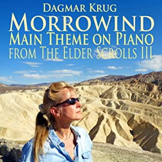 Morrowind - Main Theme on Piano - from The Elder Scrolls III