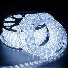 Forever Speed 50 Meter LED Lichtslang Lichtketting Buiten en Binnen LED Lichtslang Voor Kerstmis, bruiloften, festivals ...
