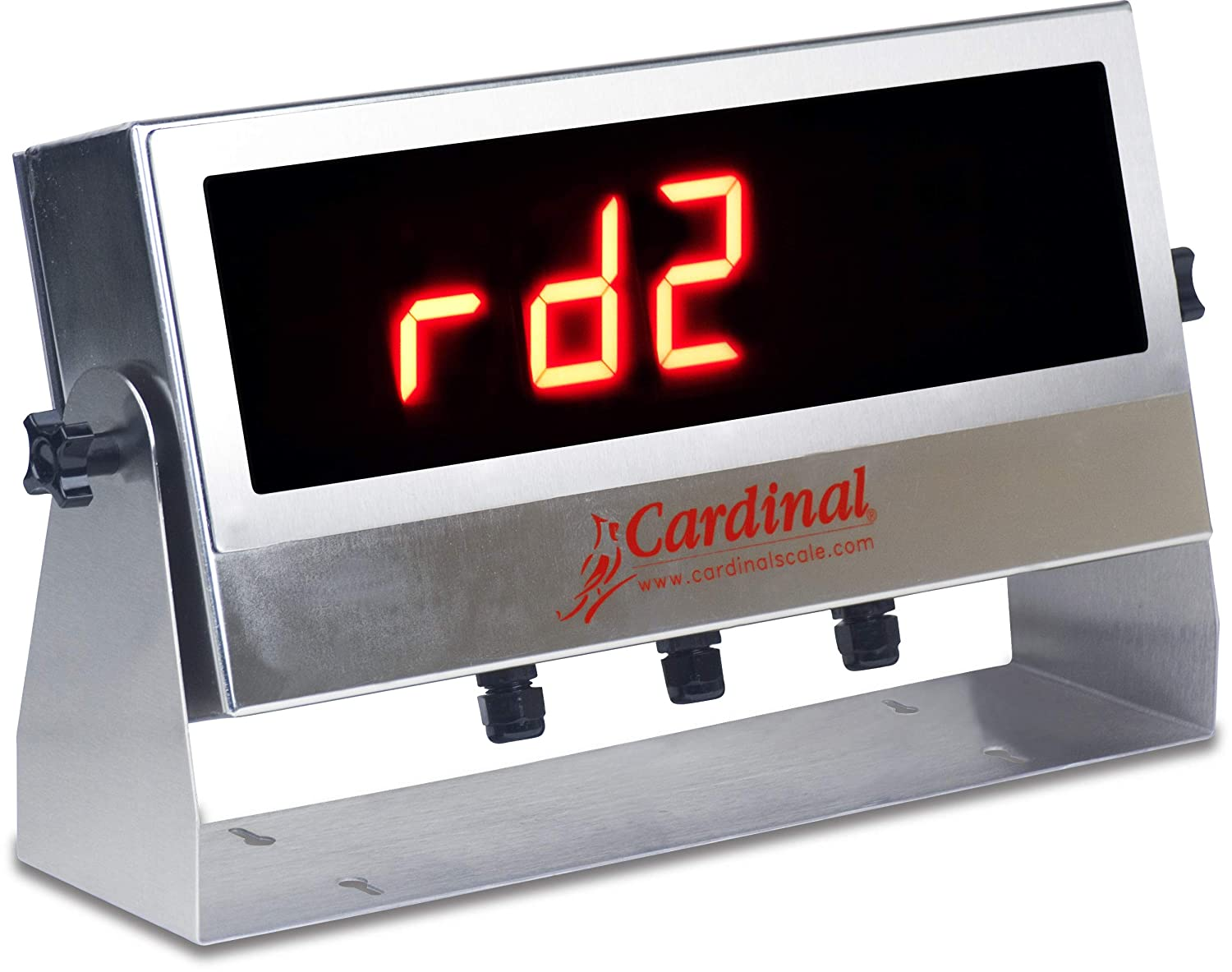Detecto RD2-DM Fresno Mall San Jose Mall 2.25-in Remote LED Display