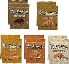 Honey Stinger Organic Waffle, Sample Pack, 10 Count