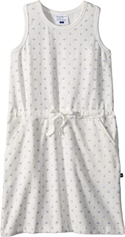 Sweet Anchor Beach Dress (Toddler/Little Kids/Big Kids)