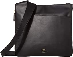Pockets - Large Zip Around Crossbody Bag