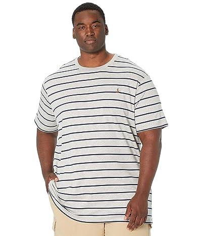 Polo Ralph Lauren Big & Tall Big Tall Cotton Interlock Crew Neck T-Shirt