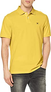 Hackett London Slim Fit Logo Camisa Polo para Hombre
