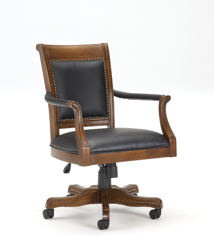 Hillsdale Tucson Mall Furniture Kingston Square Game Sale price Chair Black