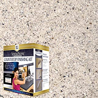 Daich DCT-MNS-OY Quart Spreadstone Mineral Select Countertop Refinishing Kit, Oyster