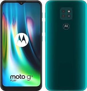 Motorola Moto G9 Play 6.5 Inch HD+ Display, Qualcomm Snapdragon 662, 48MP Trible Main Camera, 5000 mAh Battery, Dual SIM, ...