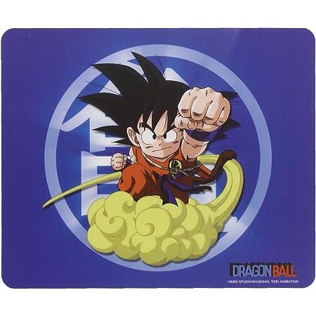 ABYstyle - DRAGON BALL - Alfombrilla de raton - Son Goku y Nube mágica