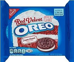 Oreo Red Velvet Sandwich Cookies (12.2-Ounce Package)