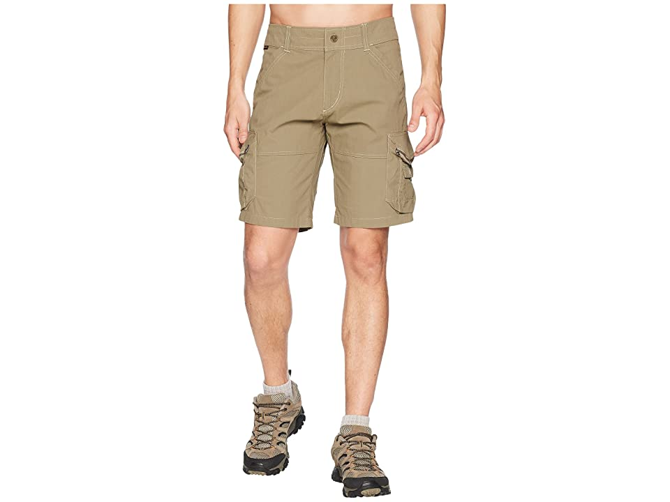 KUHL Ambush Cargo Shorts (Khaki) Men