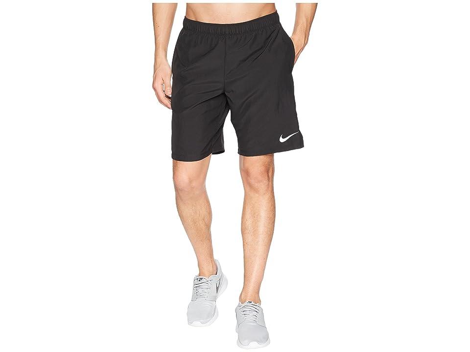 Nike Challenger 9 Running Short (Black/Black) Men
