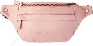 Stitch & Hide Women's Bailey hip bag Satchels, Dusty rose, One Size