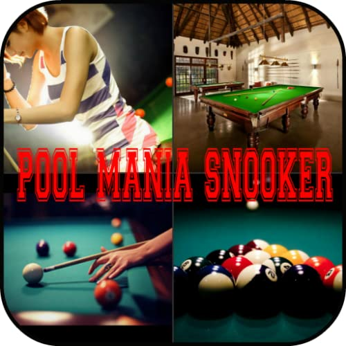 Pool Mania Snooker