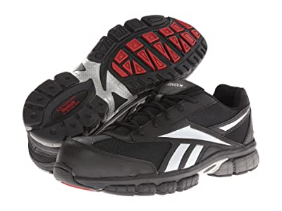 Reebok Work Ketia (Black/Silver) Men