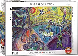 EuroGraphics Marc Chagall Le Cheval De Cirque Puzzle (1000 Piece)