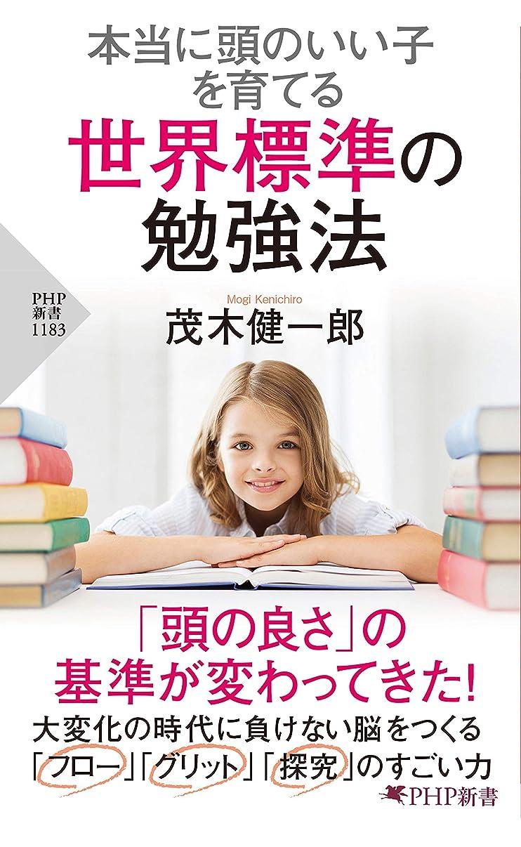 フィルタ分数マグ本当に頭のいい子を育てる 世界標準の勉強法 (PHP新書)