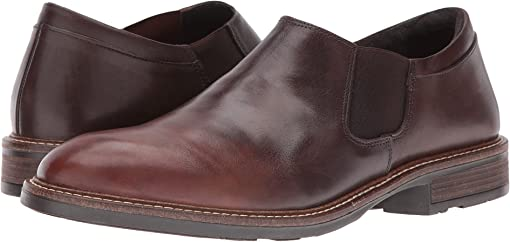 Brown Gradient Leather
