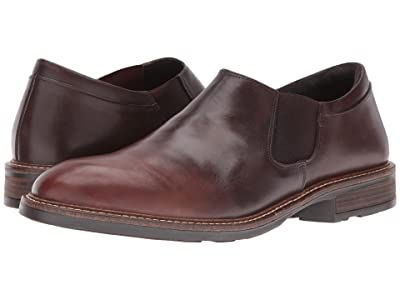 Naot Director Hand Crafted (Brown Gradient Leather) Men