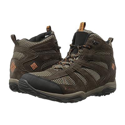 Columbia North Plains Drifter Waterproof (Mud/Bright Copper) Men