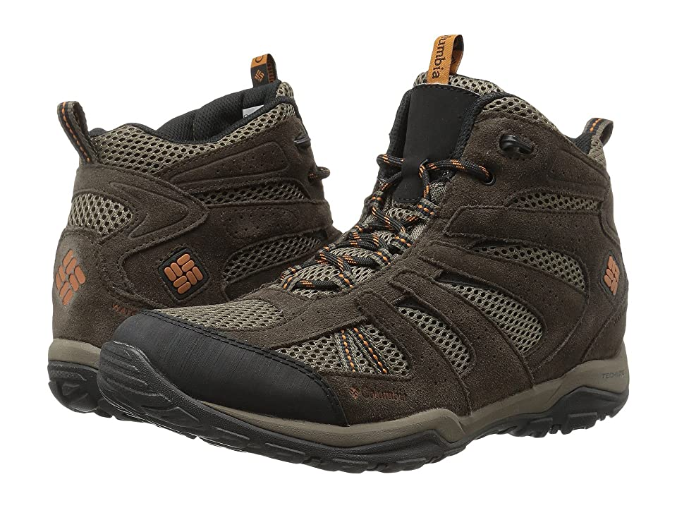 Columbia North Plains Drifter Waterproof (Mud/Bright Copper) Men