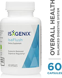 IsaFlush® - 60 Capsules (60 Servings)