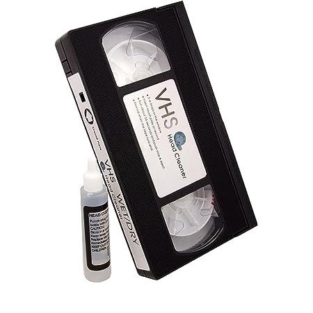 Velleman Cassette de nettoyage pour tete de lecture vhs