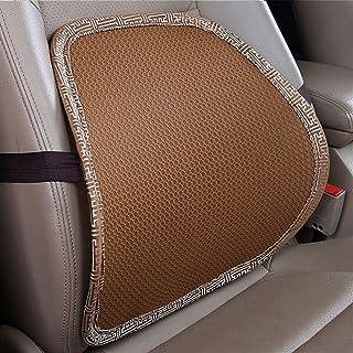 ZHANGHONGWEI 40 * 40cm Mesh Car Seat Cushion Waist Protection Waist Support Breathable Lumbar Pillow Office Chair Back Pai...