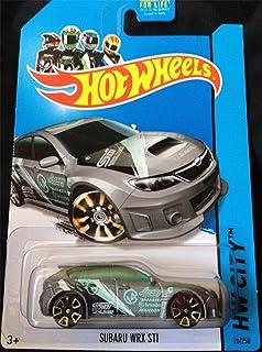 2014 Hot Wheels Hw City Treasure Hunt - Subaru WRX STI