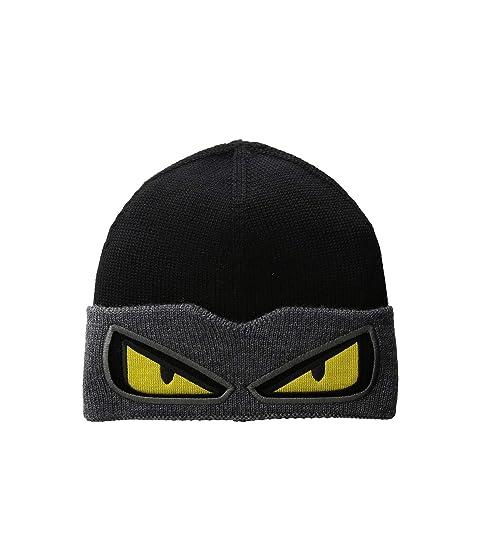 Fendi Kids Monster Eyes Knit Hat (Toddler/Little Kids/Big Kids)