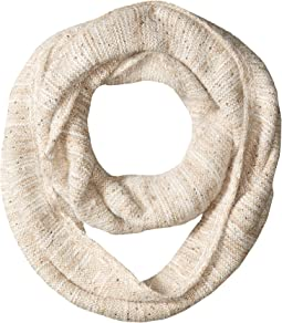 Marled Sequin Fuzzy Loop