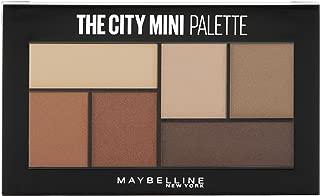Maybelline New York The City Mini Eyeshadow Palette Makeup, Brooklyn Nudes, 0.14 oz.