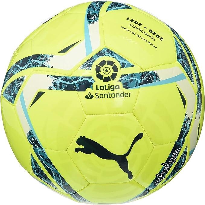 PUMA Laliga 1 Adrenalina Ms Ball Balón de Fútbol, Unisex Adulto: Amazon.es: Deportes y aire libre