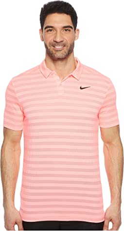 Nike Golf Breathe Stripe Polo OLC