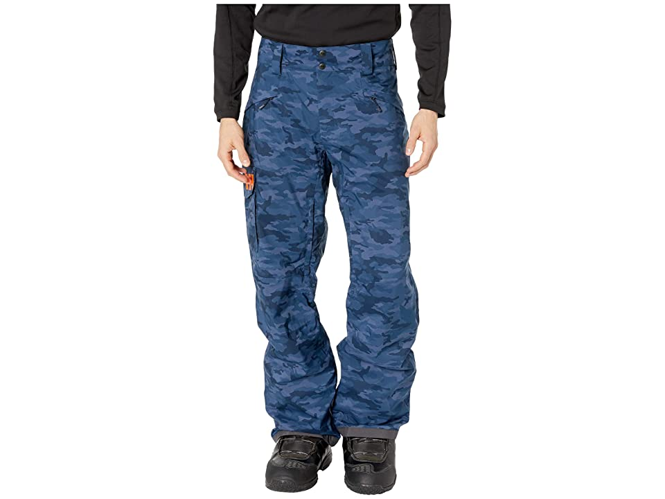 Helly Hansen Sogn Cargo Pants (Graphite Blue Camo) Men