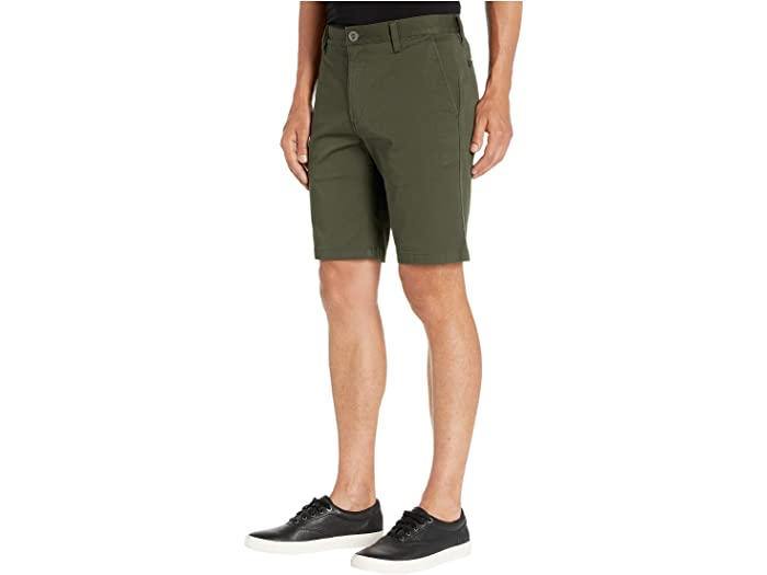 Rvca The Week-end Stretch Shorts Forest