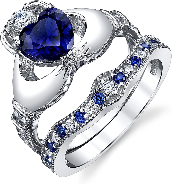 Sterling Silver 925 Irish Friendship Gorgeous Engagement Nippon regular agency Love Claddagh