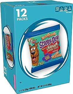 Keebler Scooby-Doo! Graham Cracker Sticks, Cinnamon, 12 ct