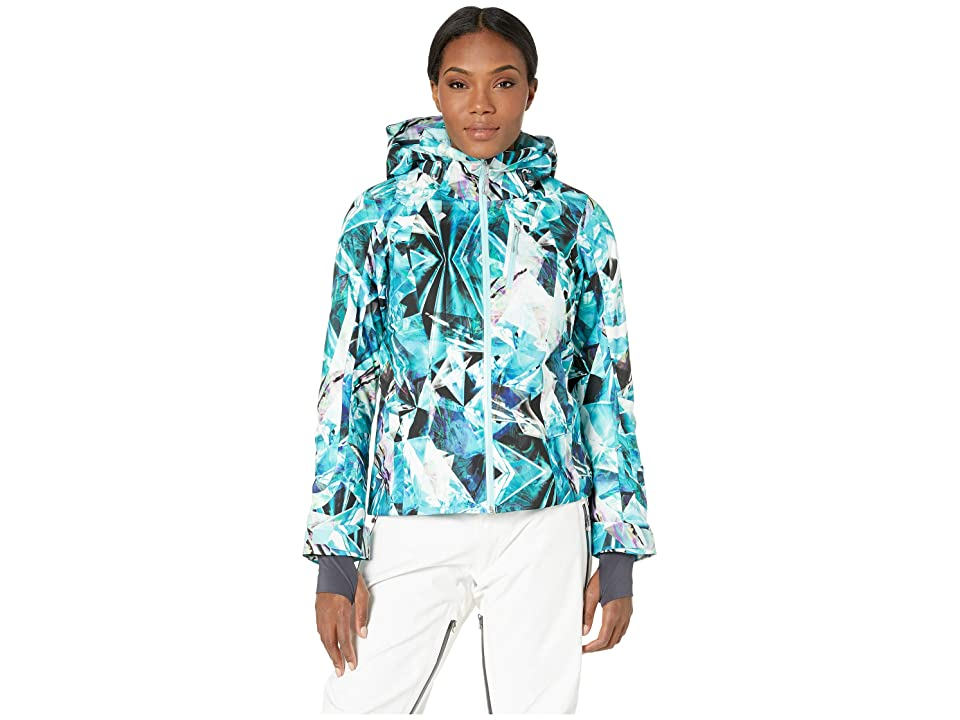 Obermeyer Jette Jacket (Aqua Aura) Women