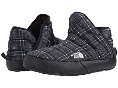 The North Face ThermoBall Traction Bootie (TNF Black Plaid/TNF Black) Women