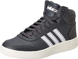 Adidas Men's Hoops 2.0 Mid Basketball Shoes