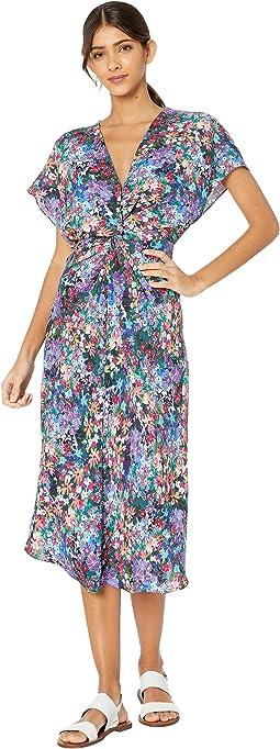 Floral Cady Jackie Dress