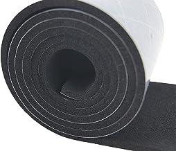 Schuimrubber zelfklevend metergoed tot 10 m kleeflaag rubberen strip celrubber EPDM