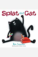 Splat the Cat Kindle Edition