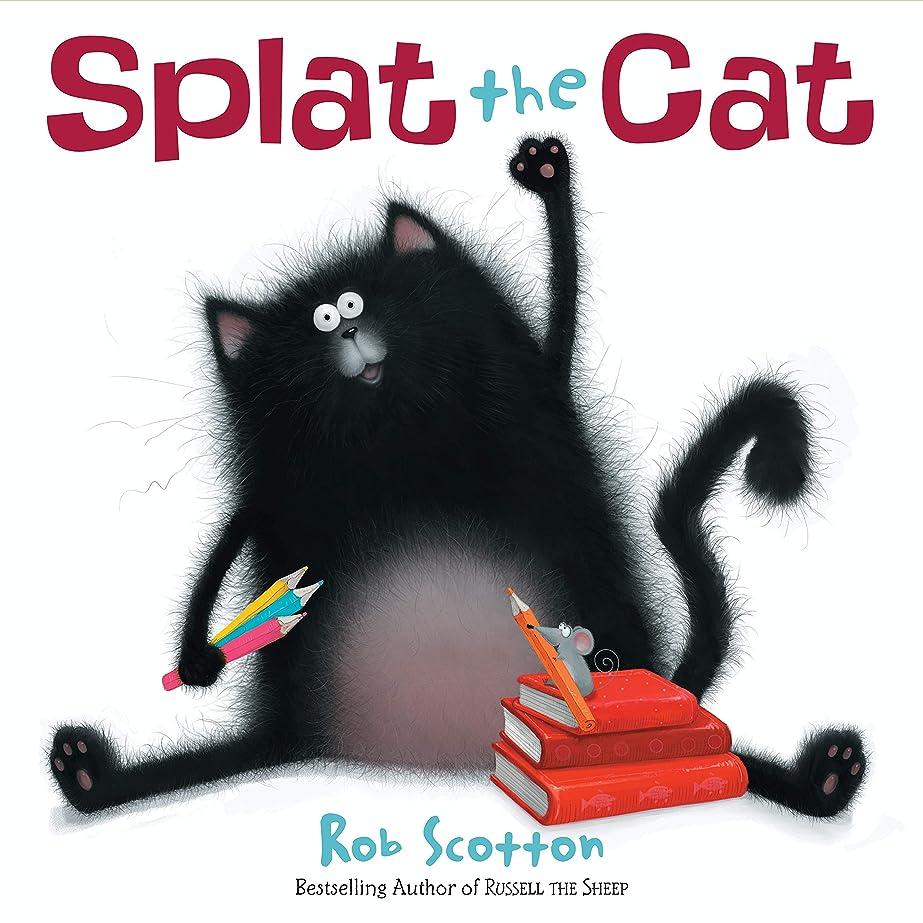 研究男やもめペリスコープSplat the Cat (English Edition)