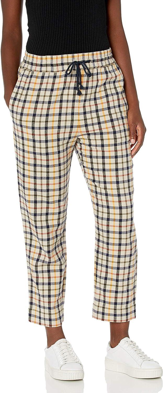 RVCA Women's Tetras Twill Trouser